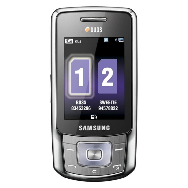 Samsung Duos (SM-B5702)