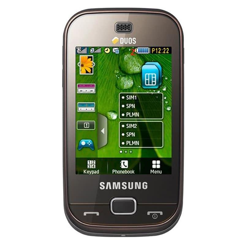Samsung Duos (SM-B5722)