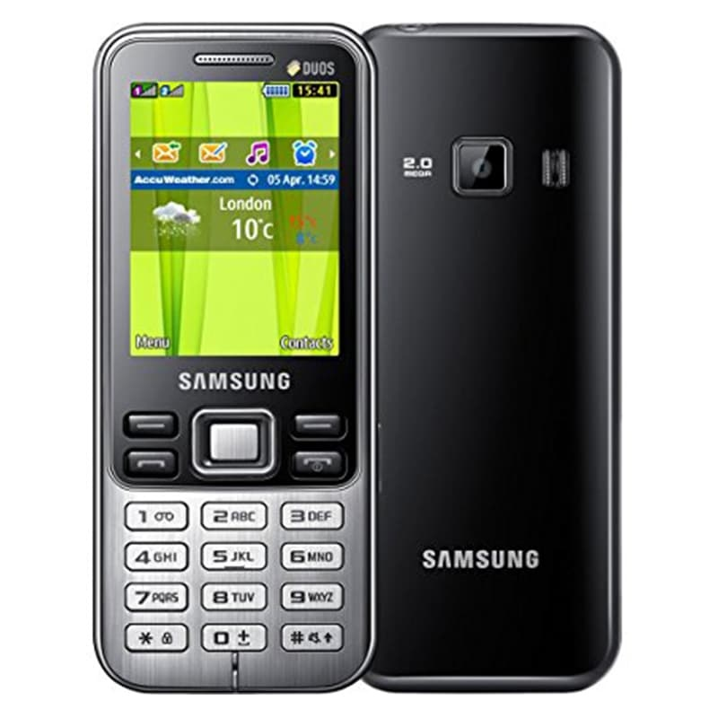 Samsung SM-C3322 Dual Sim