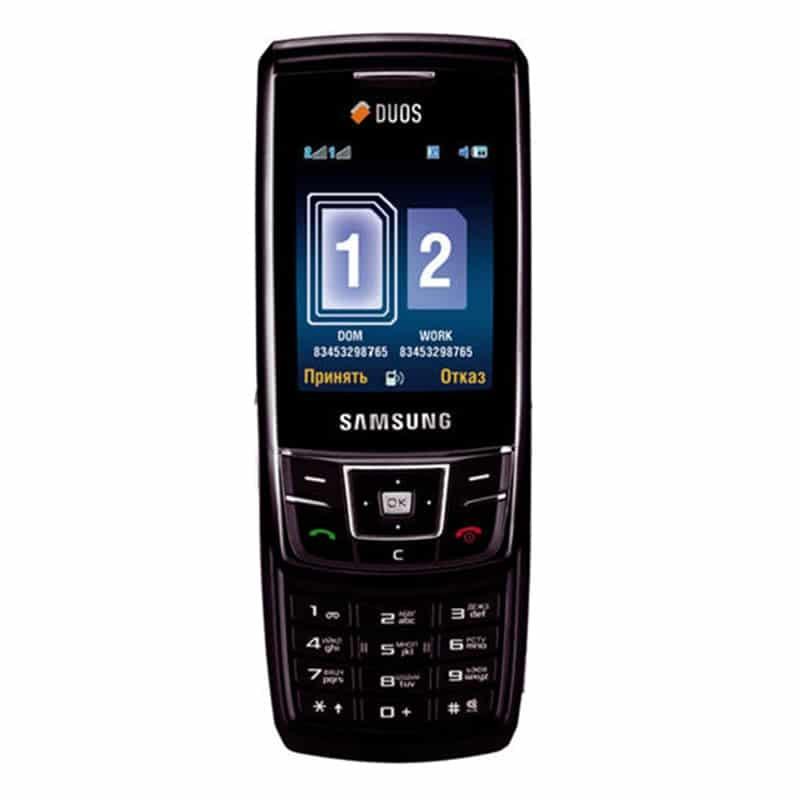 Samsung SM-D880 Dual Sim