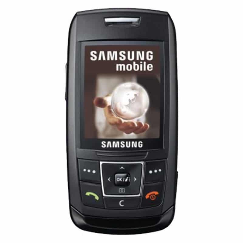 Samsung SM-E250