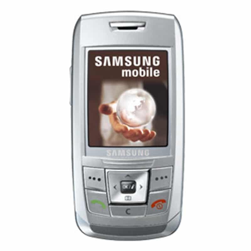 Samsung SM-E250 D