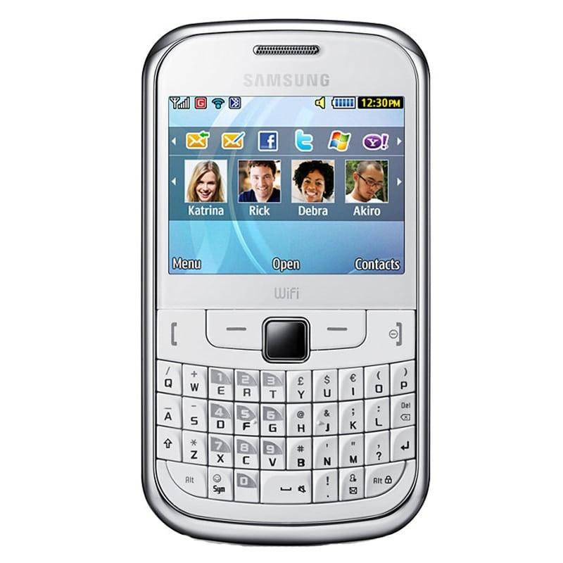 Samsung Ch@t (SM-S3350)