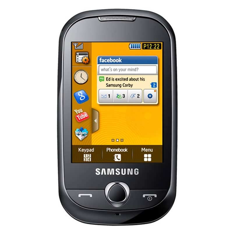 Samsung SM-S3650
