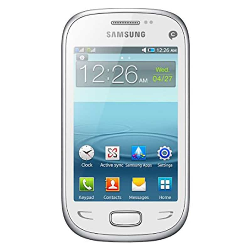 Samsung Star Deluxe Duos (SM-S5292)