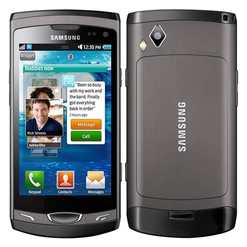 Samsung SM-S8530 Wave II