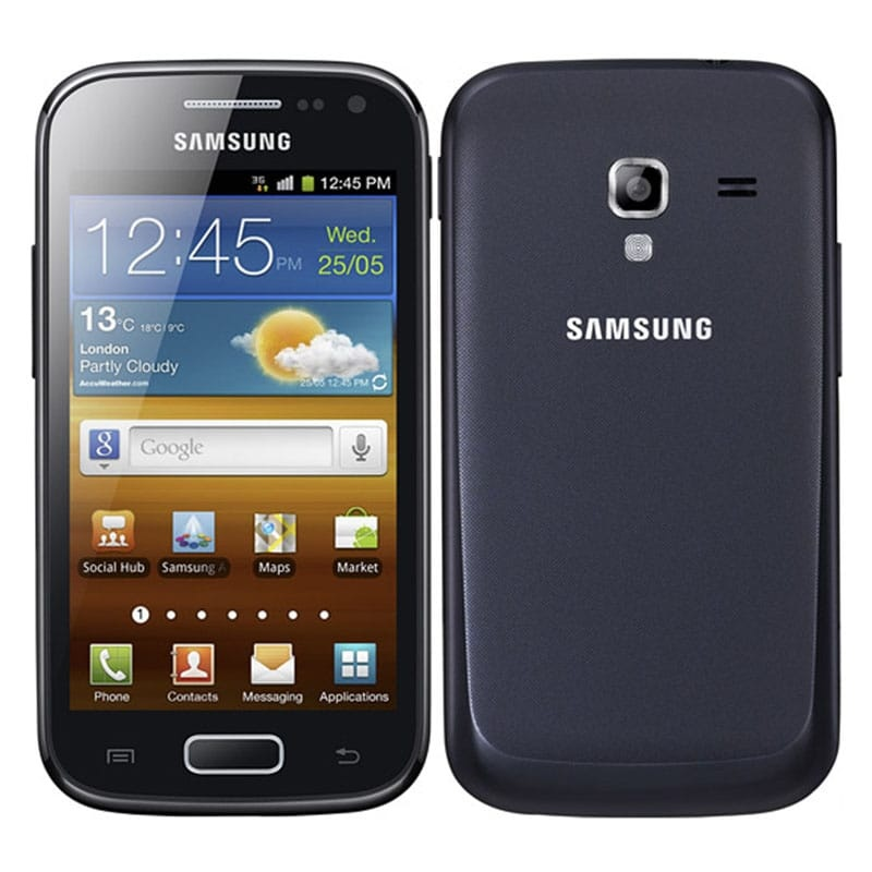 Samsung SM-I8160 Galaxy Ace II