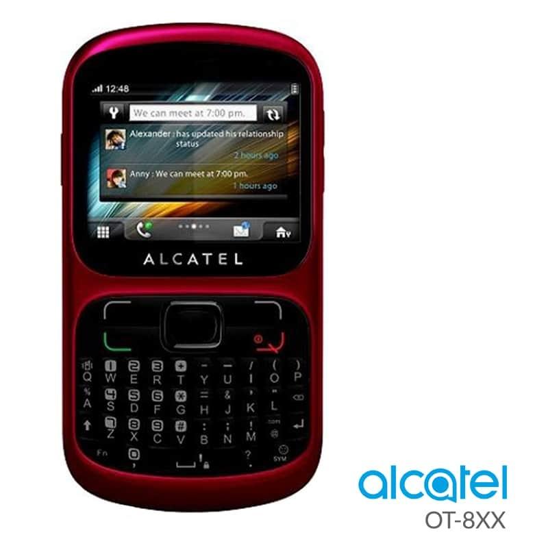 Alcatel OT-8xx