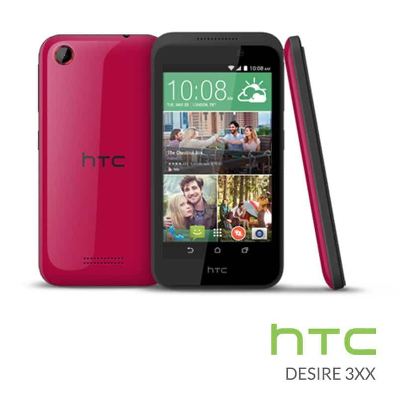HTC Desire 3xx