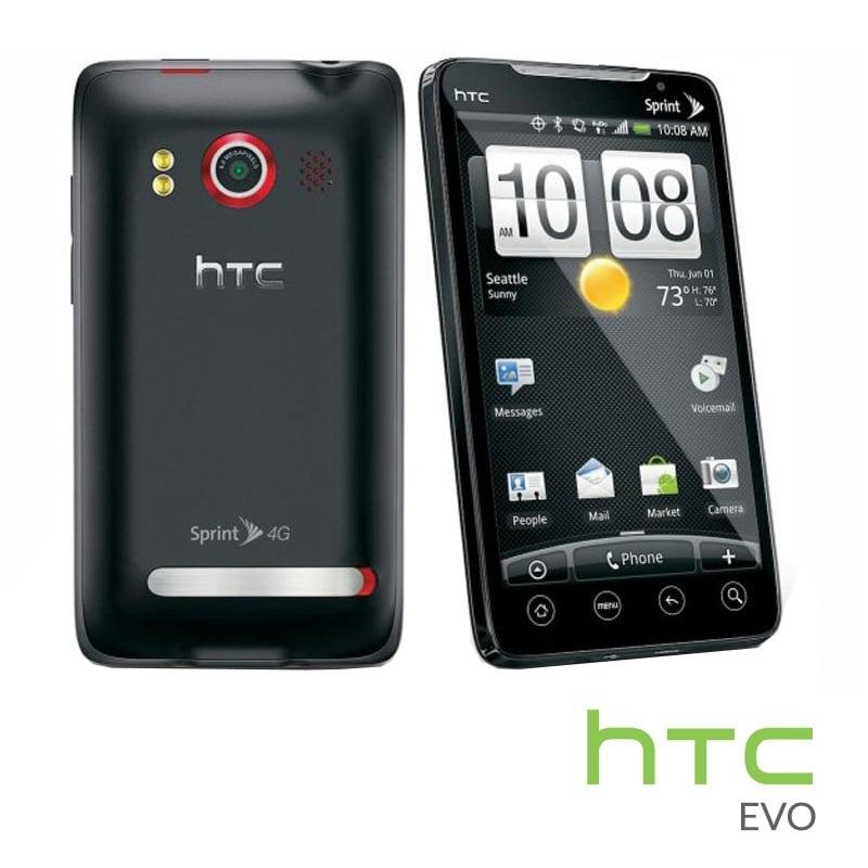 HTC Evo
