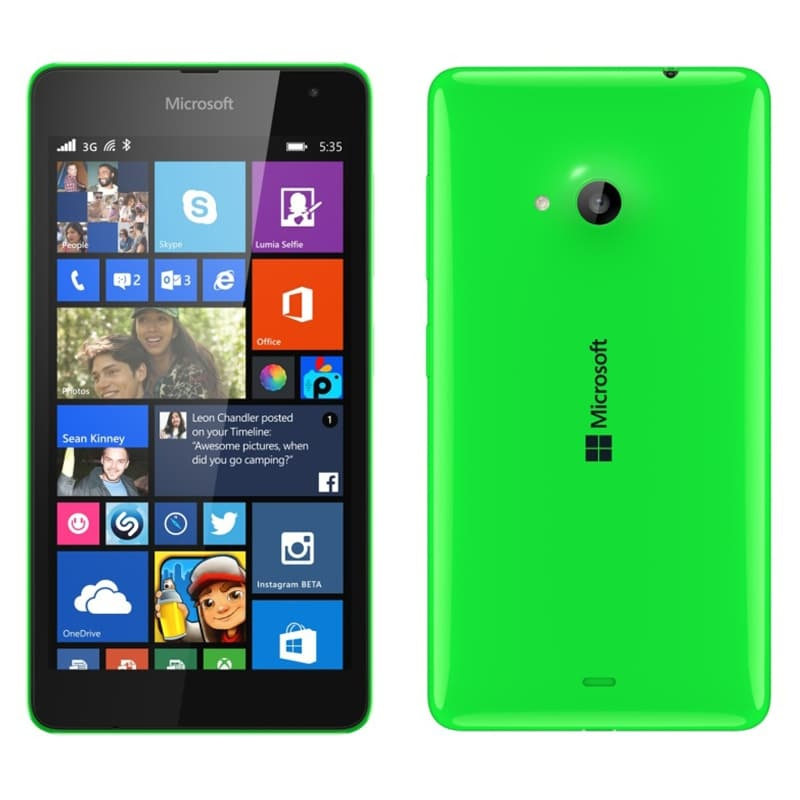 Nokia 535 Lumia Dual Sim