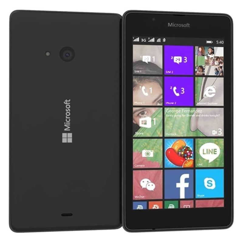 Nokia 540 Lumia Dual Sim