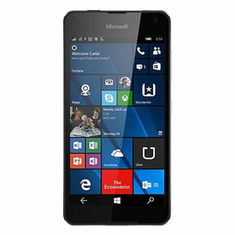 Nokia 650 Lumia Dual Sim
