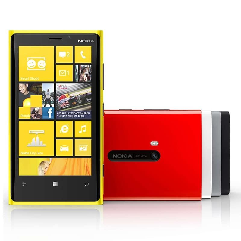 Nokia 920 Lumia