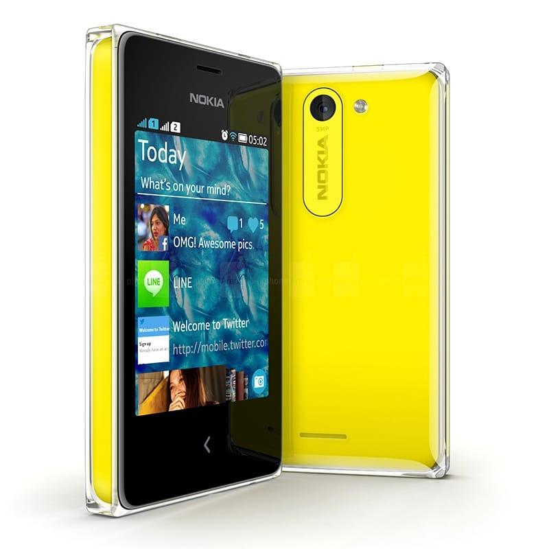 Nokia 502 Asha