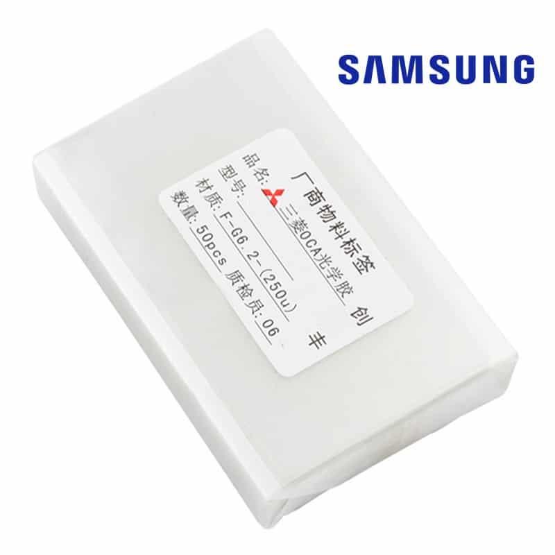 Samsung OCA Films