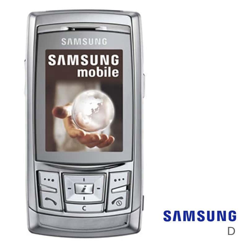 Samsung D