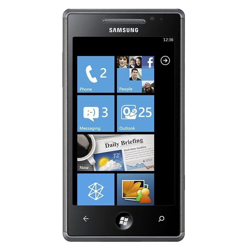 Samsung SM-I8700 Omnia 7