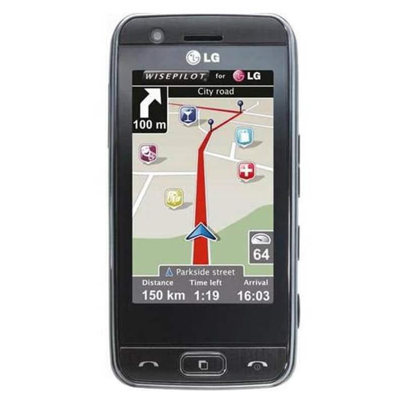 LG GT 505 Pathfinder