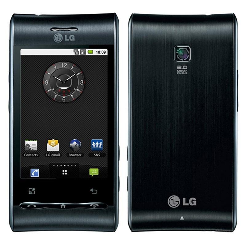 LG GT 540 Optimus