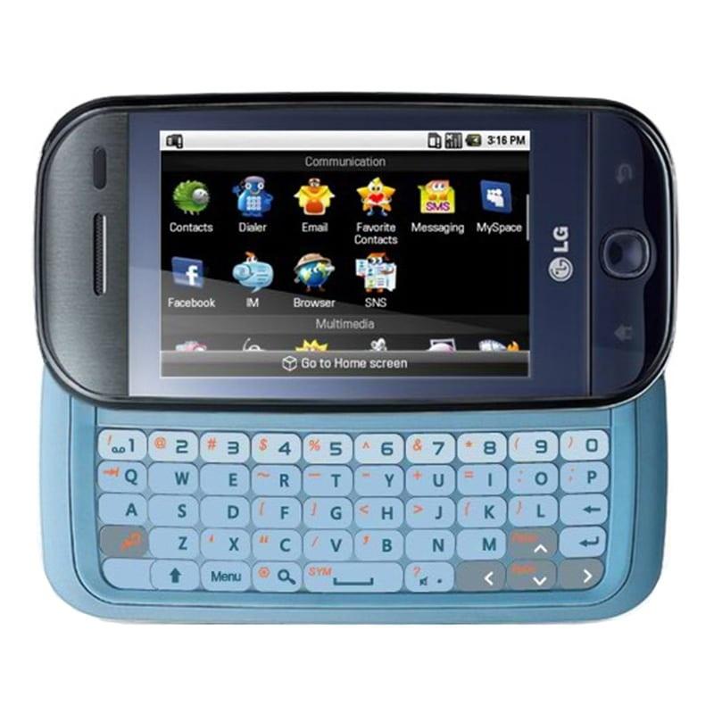 LG GW 620 LinkME