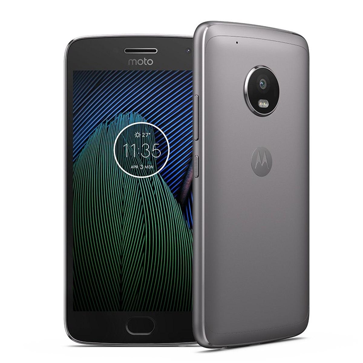 Motorola Moto G5 Plus (XT1684)