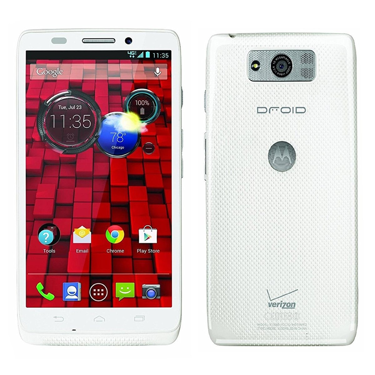 Motorola Droid Ultra (XT1080)