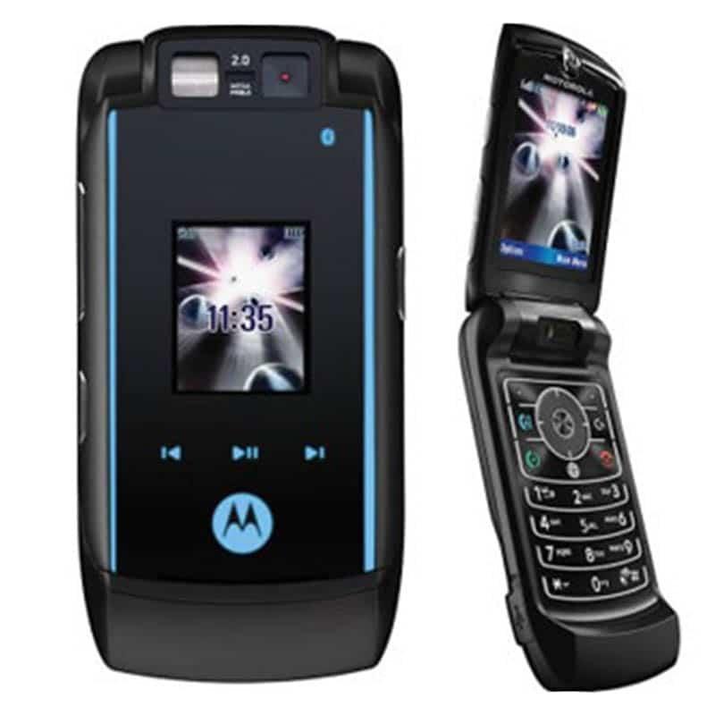 Motorola V6