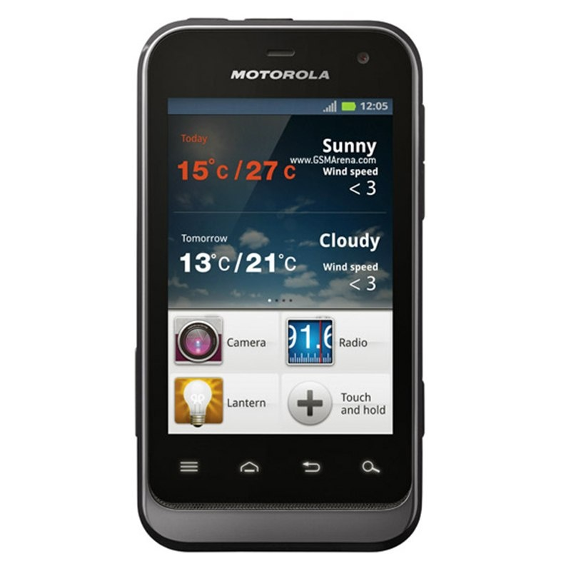 Motorola XT-320 Defy Mini