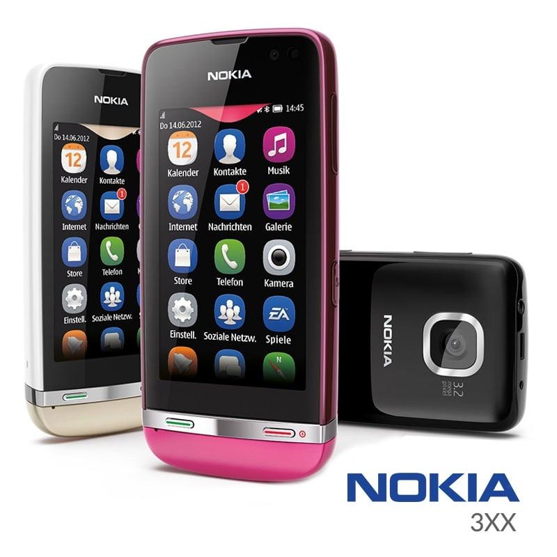 Nokia 3xx