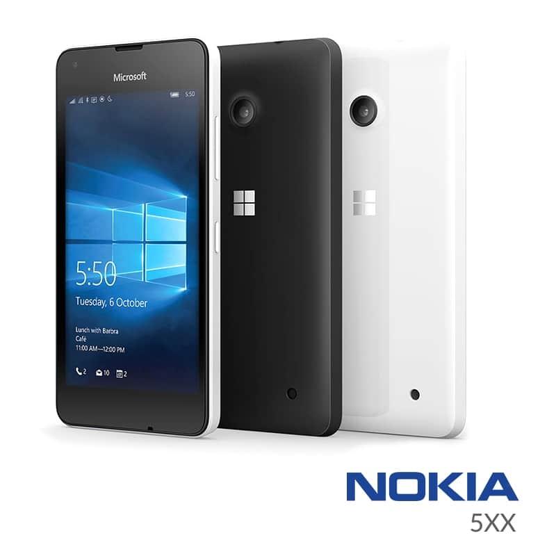 Nokia 5xx