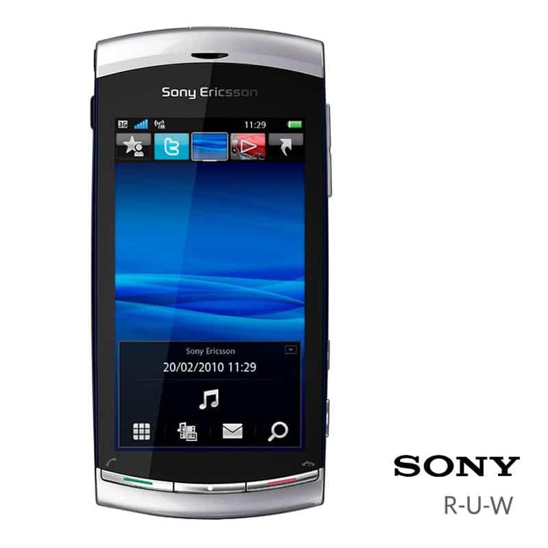 Sony Ericsson R-U-W