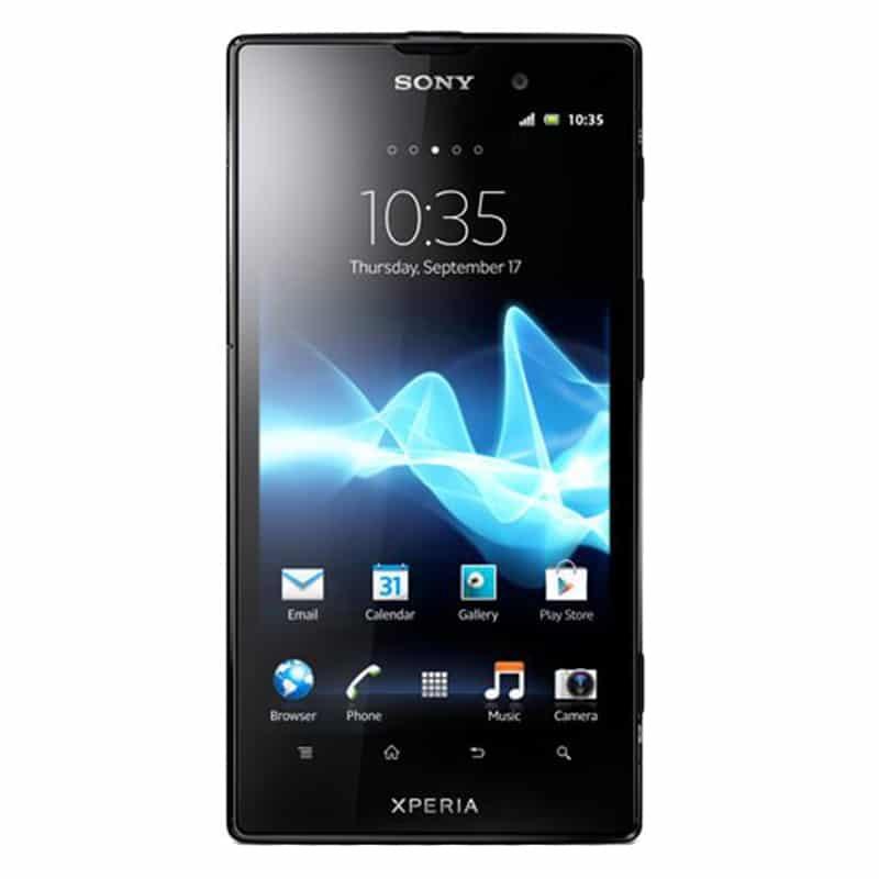 SonyEricsson Xperia LTE LT28H