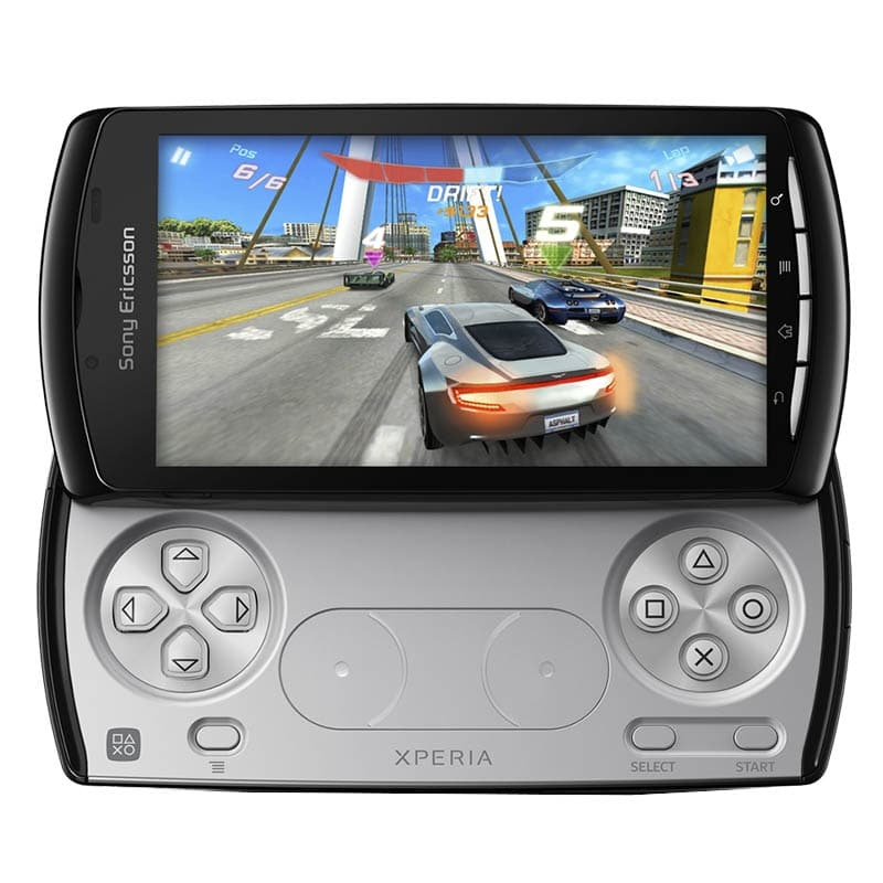 SonyEricsson Xperia R800 Play