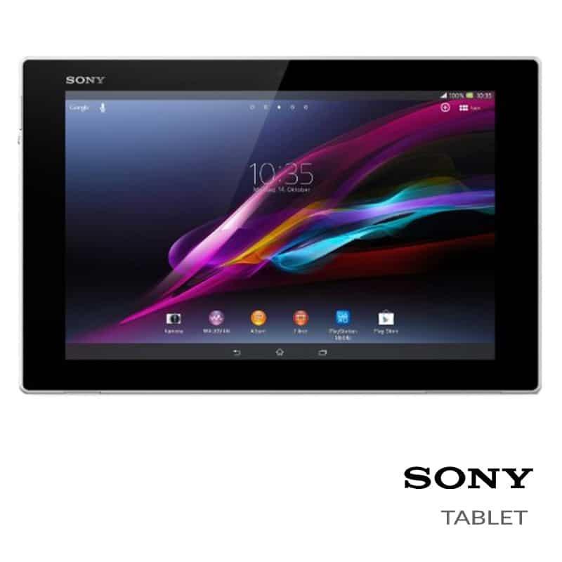 Sony Ericsson Tablet