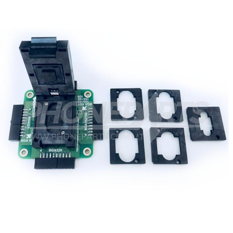 Medusa/Octoplus-Pro eMMC Socket Adapter   Phoneparts