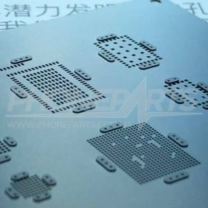 3D Apple BGA Stencils