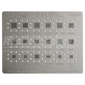 Stencils - IC - Socket Android